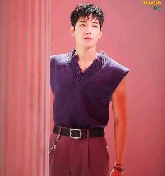 [Seventeen's] Wonwoo Workout Routine