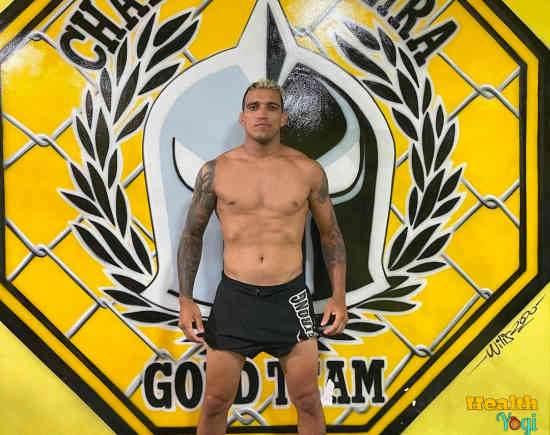 Charles Oliveira Workout Routine
