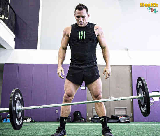 Michael Chandler Workout Routine