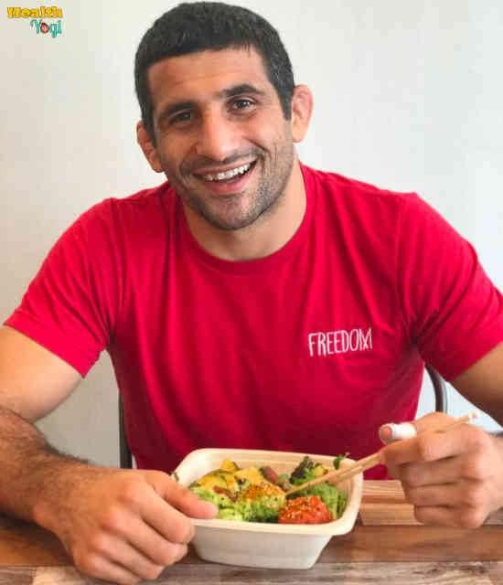 Beneil Dariush Diet Plan