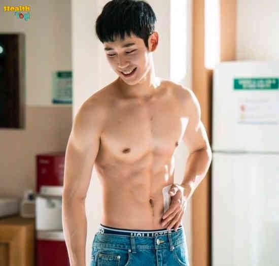 Jung Hae-in Diet Plan