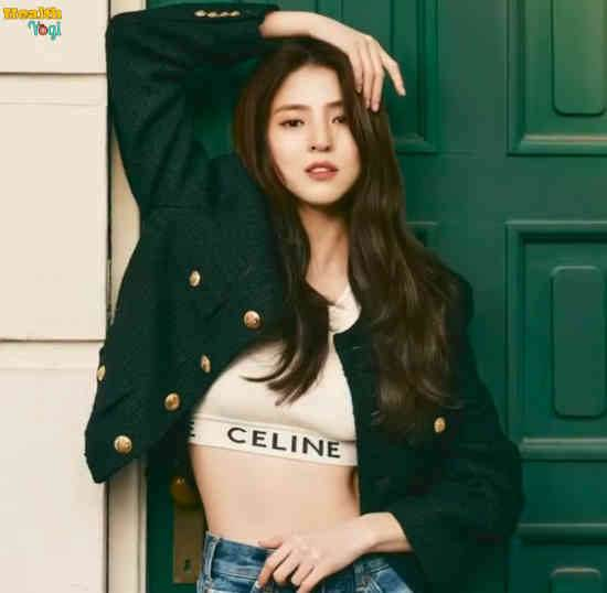 Han So Hee Diet Plan and Workout Routine