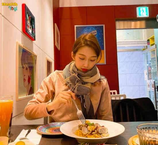 Moon Ga-young Diet Plan