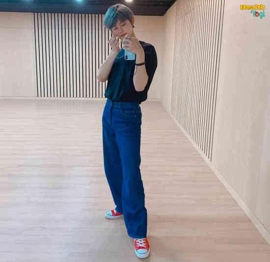 [TXT] Yeonjun Workout Routine