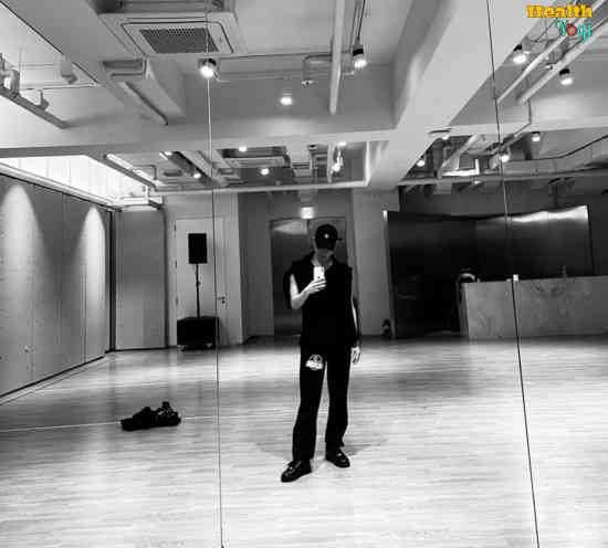 Lee Tae-min Workout Routine