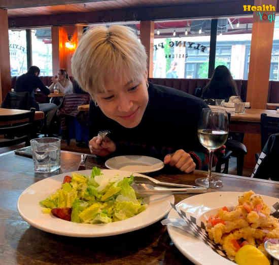 Lee Tae-min Diet Plan