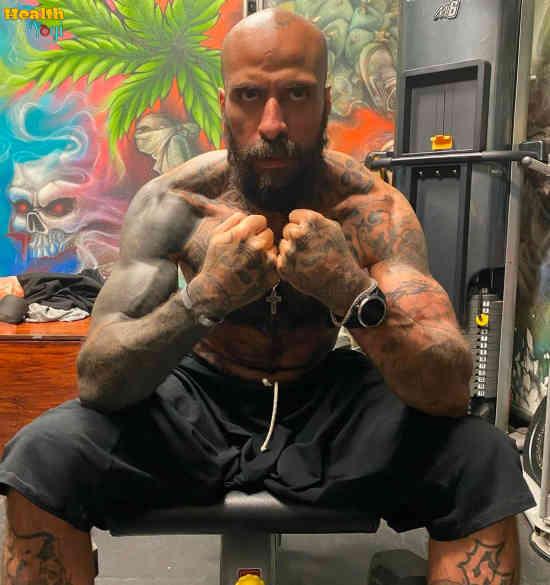 MC Babo Workout Routine