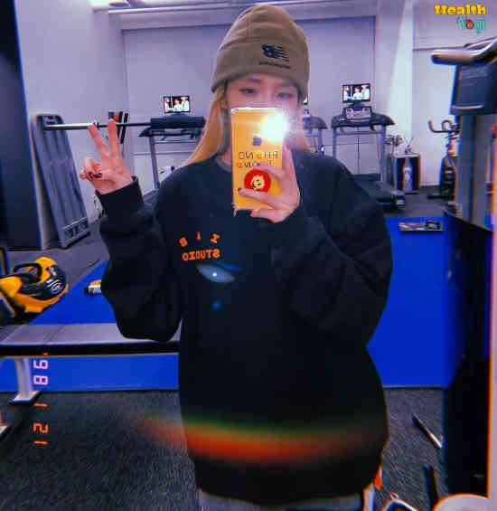 [2ne1] Sandara Workout Routine