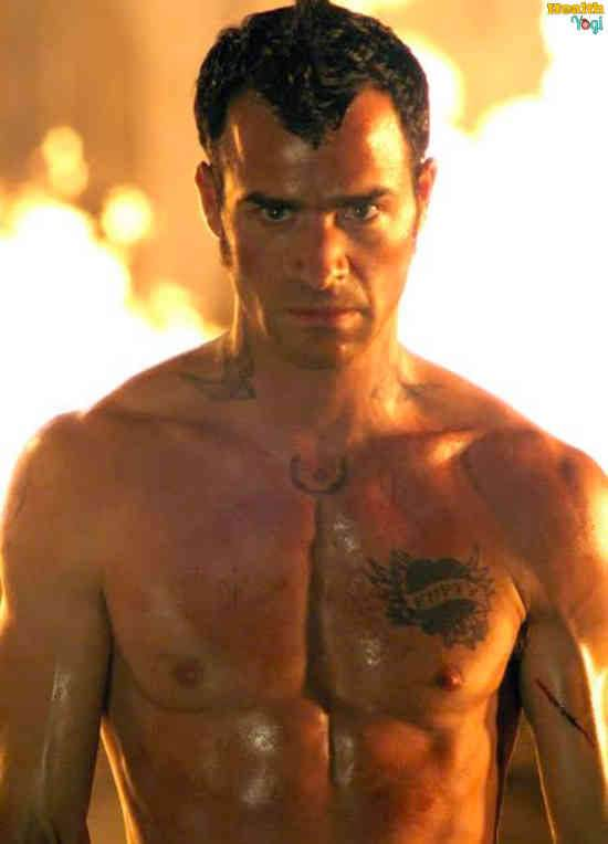 Justin Theroux Workout Routine and Diet Plan