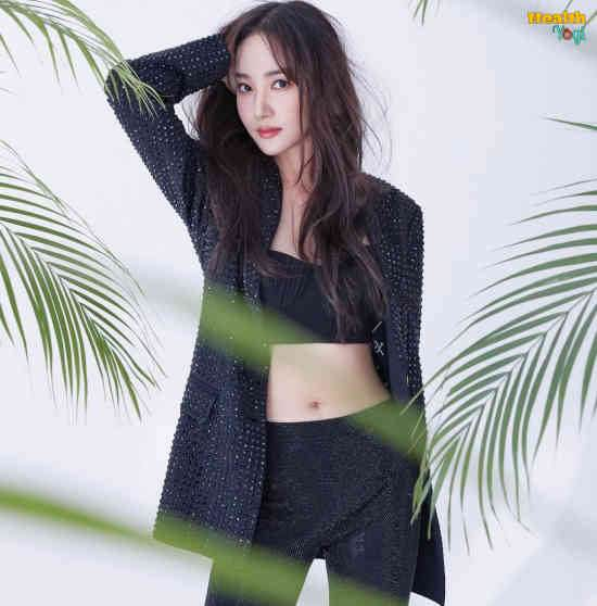 Park Min-young Diet Plan and Workout Routine