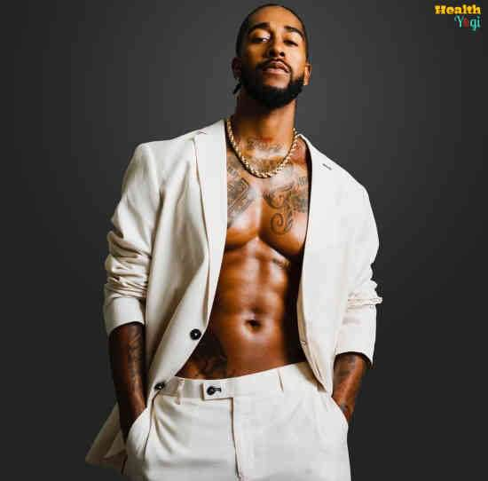 Omarion Workout Routine and Diet Plan