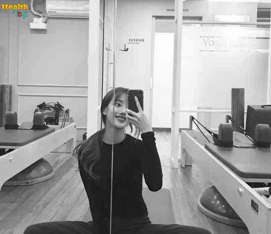 [APRIL] Lee Naeun Workout Routine