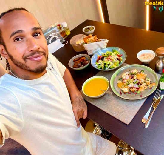 Lewis Hamilton Diet Plan