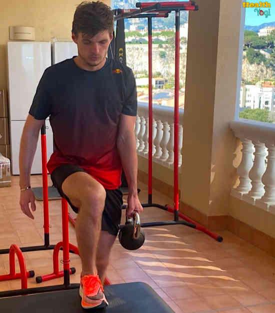 Max Verstappen Workout Routine