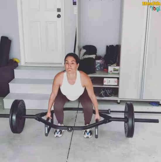 Nikki Bella Workout Routine