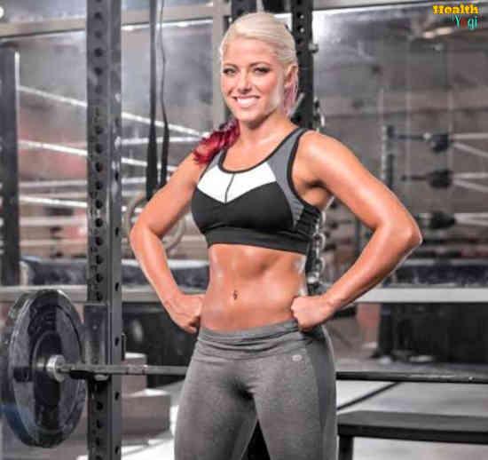 Alexa Bliss Workout Routine