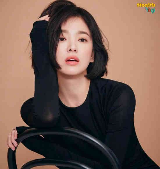 Song Hye-Kyo Workout Routine