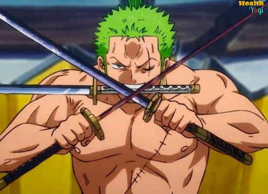 [One Piece] Roronao Zoro Workout