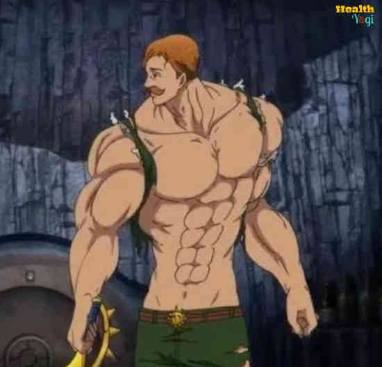 [The Seven Deadly Sin's] Escanor Workout Routine