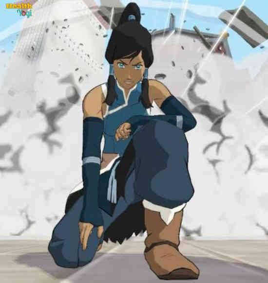 [The Legend Of Korra] Avatar Korra Workout Routine