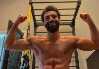 Mohamed Salah Workout Routine and Diet Plan