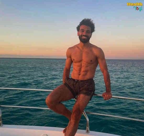 Mohamed Salah Workout Routine