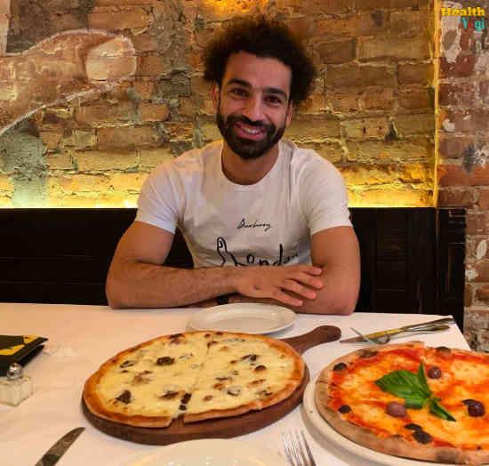 Mohamed Salah Diet Plan