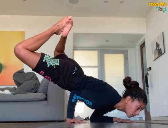 Willow Smith Workout Routine