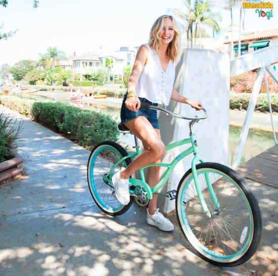 Candice King Workout Routine