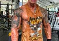 Dwayne Johnson Workout Routine and Diet Plan: Dwayne Johnson Training for Black Adam