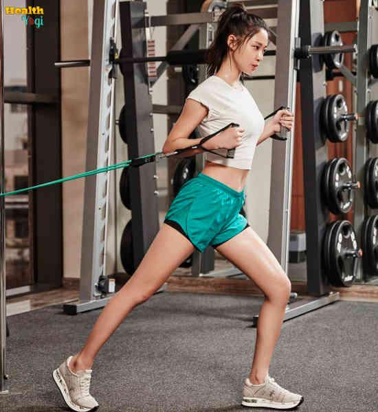 [AOA] Kim Seolhyu Workout Routine