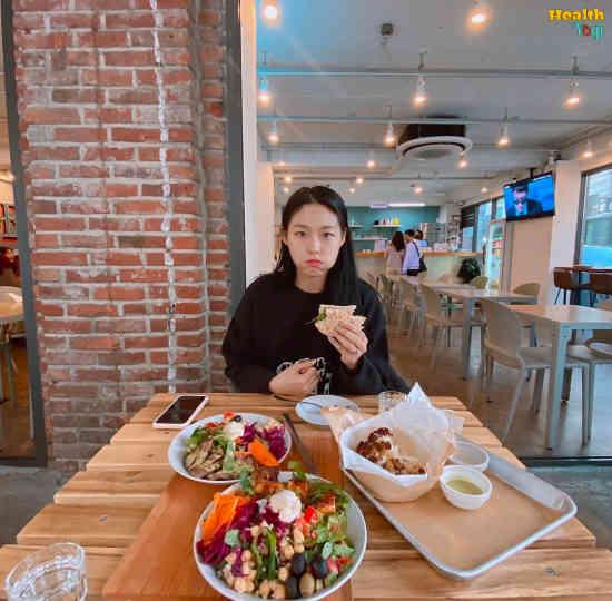 [AOA] Kim Seolhyun Diet Plan