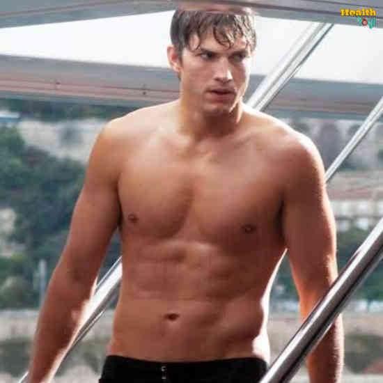 Ashton Kutcher Diet Plan