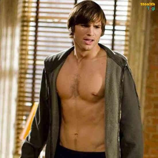 Ashton Kutcher Workout Routine