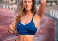 """""""The Sexiest Athlete"""" Alica Schmidt Diet Plan and Workout Routine"""