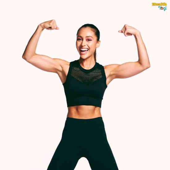 Lindsey Morgan Diet Plan and Workout Routine