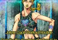 Jolyne Cujoh Workout Routine: Train like the daughter of Jotaro Kujo