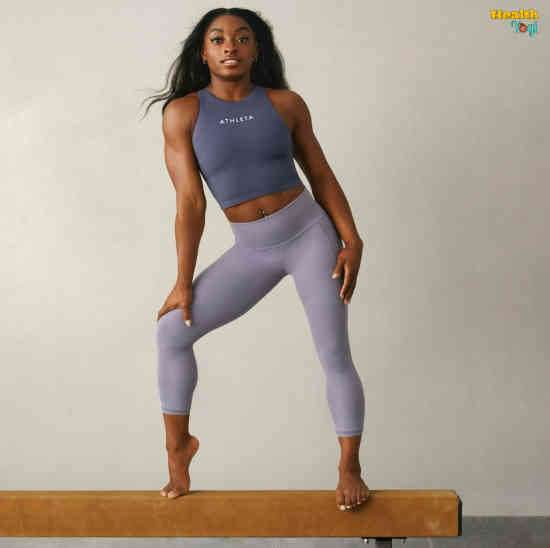 Simone Biles Diet Plan and Workout Routine