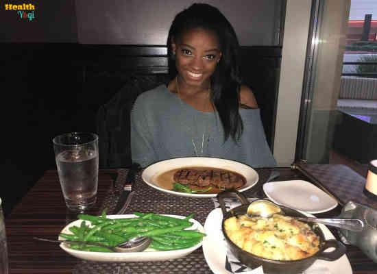 Simone Biles Diet Plan
