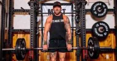 Cameron Hanes Workout Routine and Diet Plan