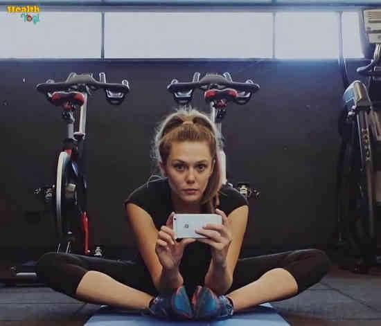 Elizabeth Olsen Workout Routine
