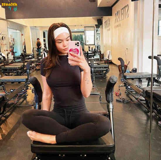 Paris Berelc Workout Routine
