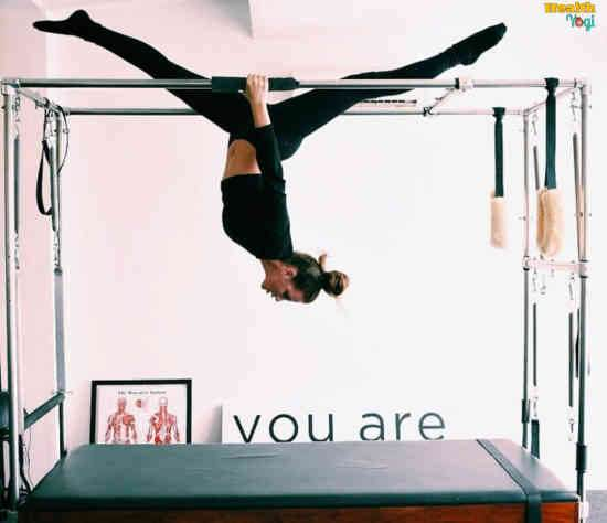 Ruby O. Fee Workout Routine