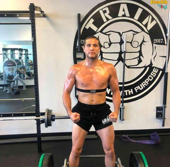 Brian Ortega Workout Routine and Diet Plan