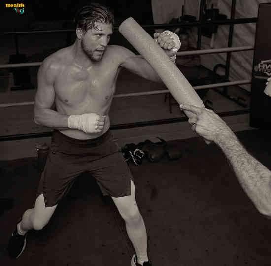 Brian Ortega Workout Routine