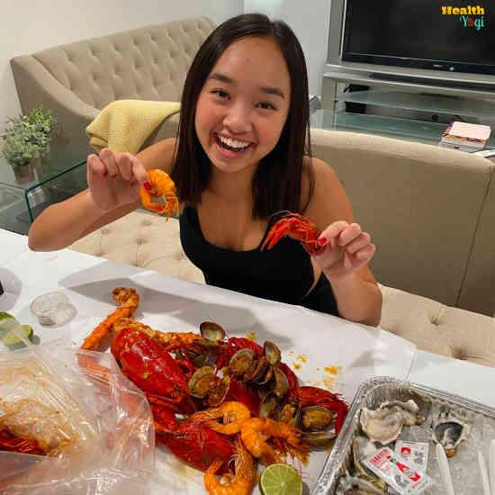 Nicole Laeno Diet Plan