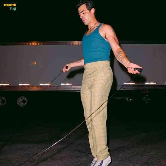 Joe Jonas Workout Routine