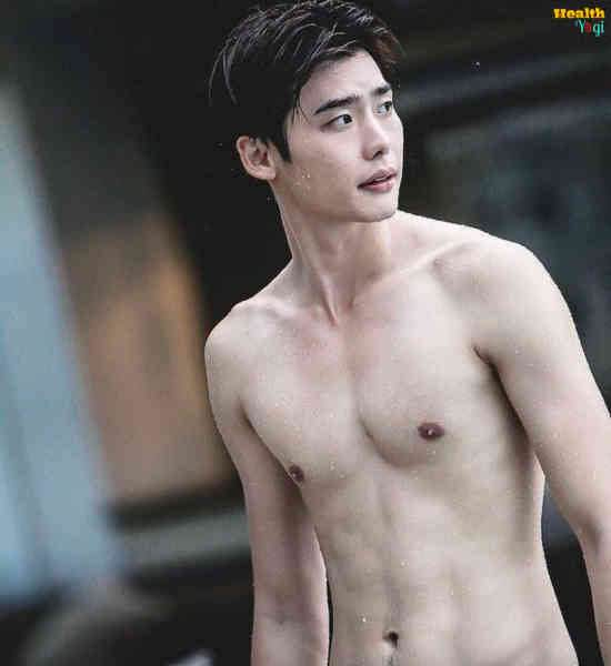 Lee Jong-Suk Workout Routine and Diet Plan