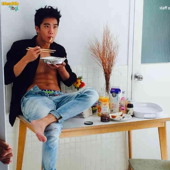 Ha Seok-Jin Diet Plan