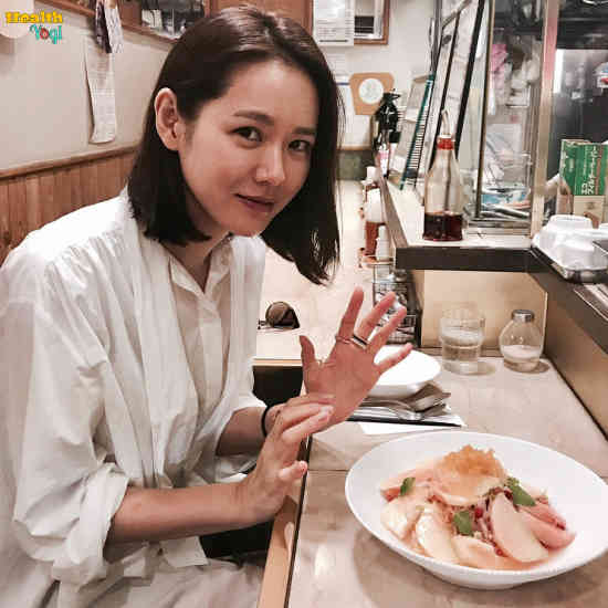 Son Ye-Jin Diet Plan